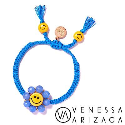 Venessa Arizaga HAPPY FLOWER 藍色手鍊