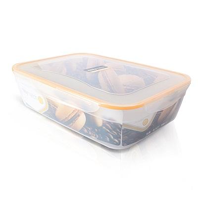樂扣樂扣PP保鮮盒 EASY MATCH 3.4L/黃色