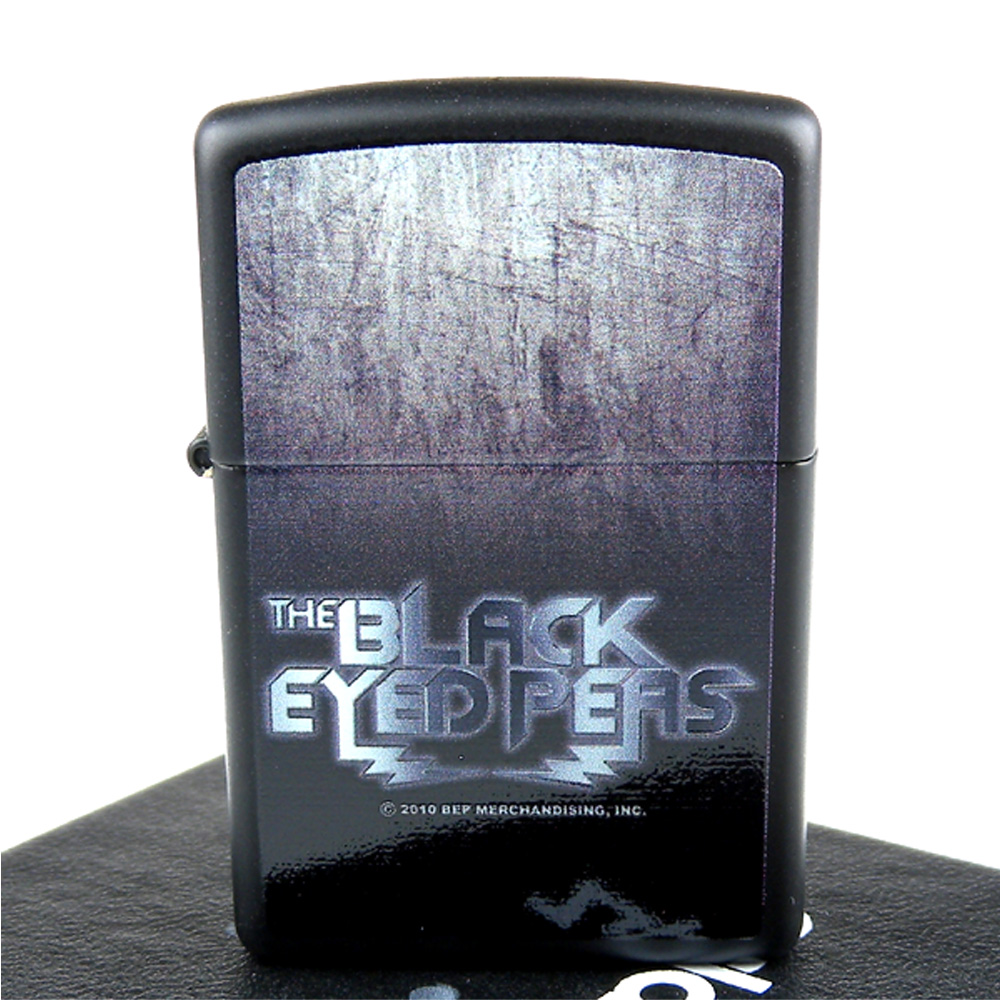 【ZIPPO】美系~The Black Eyed Peas