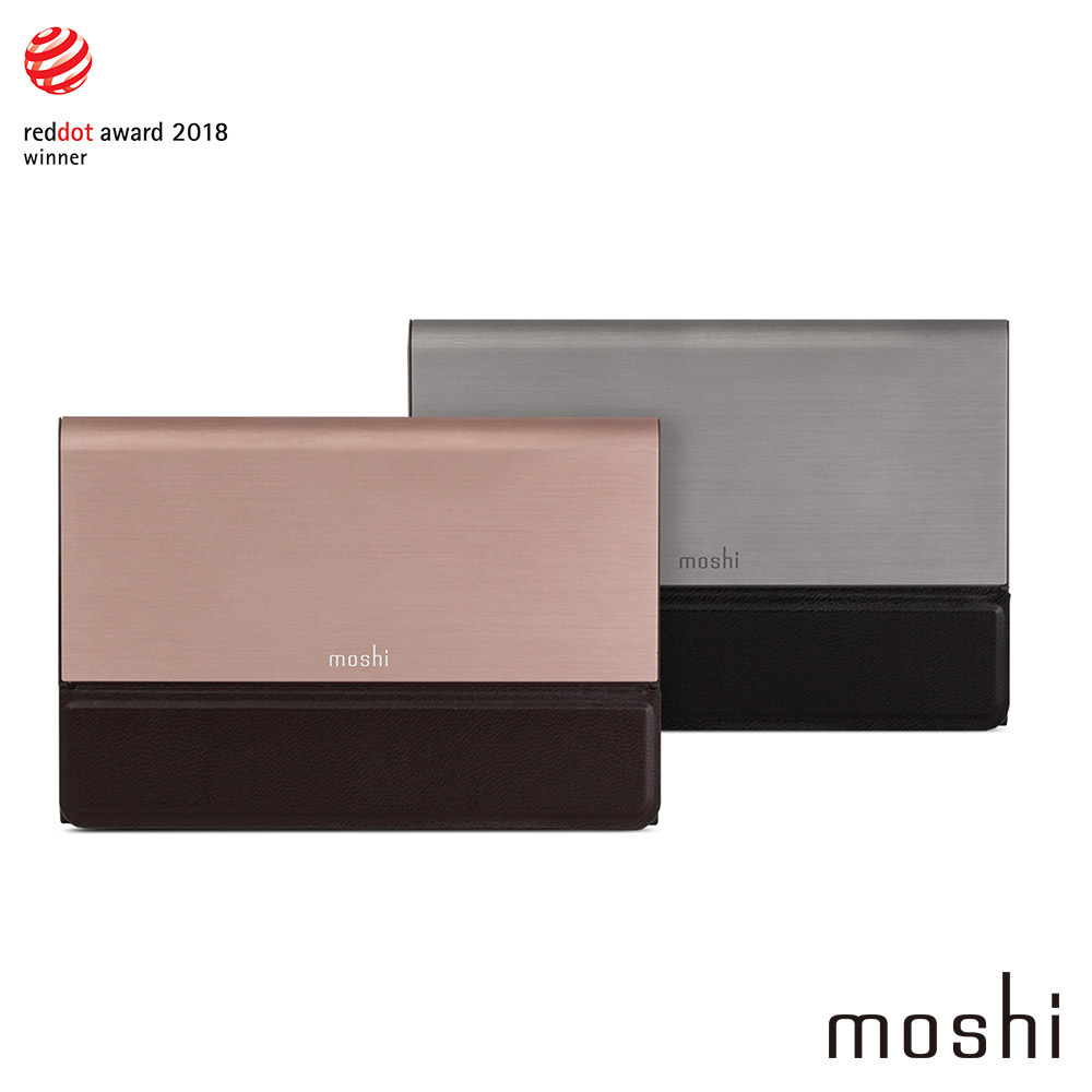 Moshi IonBank 5K 超容量鋁合金行動電源 3330 mAh