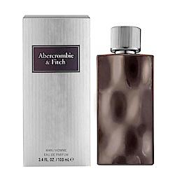 A&F Abercrombie&Fitch 極致魅力男性淡香精100ML(贈隨機名牌小香)