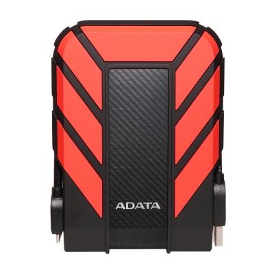 ADATA威剛 Durable HD710Pro 2TB 2.5吋行動硬碟-紅色