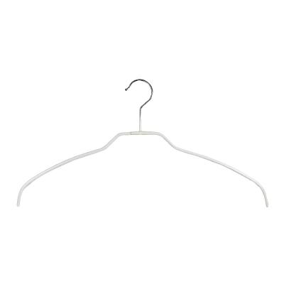 德國MAWA 衣架42cm/白色 (20入)
