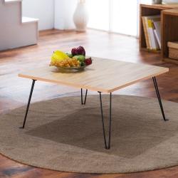 樂活家 木紋圓角小茶几/桌子/和室桌