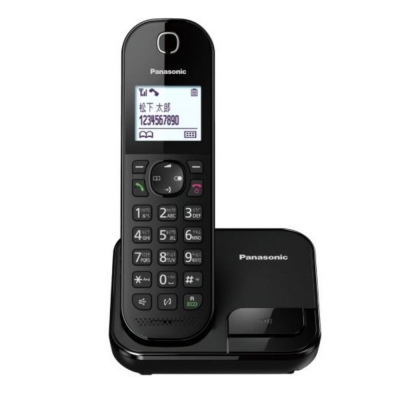 國際牌 Panasonic 中文輸入DECT數位無線電話 KX-TGC280 TWB