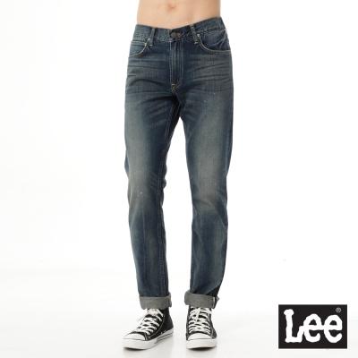 Lee-牛仔褲-復古水洗726-中腰標準小直筒-男