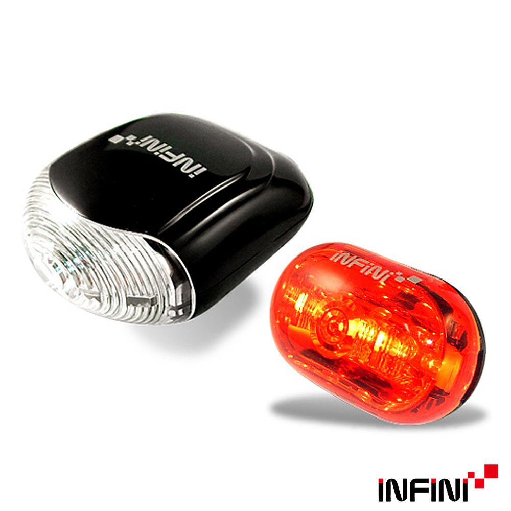 《INFINI VISON》高亮度專業自行車燈組(S + C)