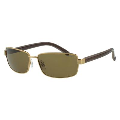 Polaroid 寶麗來-偏光太陽眼鏡(金色)