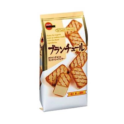 Bourbon 北日本白巧克力餅乾(85.8g)