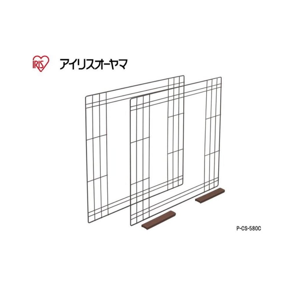 日本IRIS PCS-580C《組合屋-左右合併組零件》