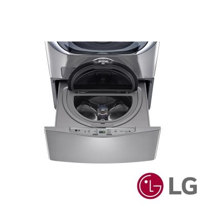 [無卡分期12期]LG樂金 2.5公斤(星辰銀)mini洗衣機WT-D250HV