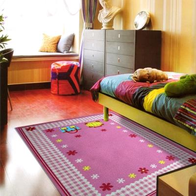 范登伯格 - 繽紛樂 進口地毯 -春季遊 (100x130cm)