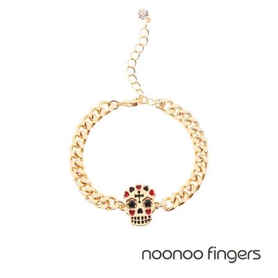 Noonoo-Fingers-Skull-Brac