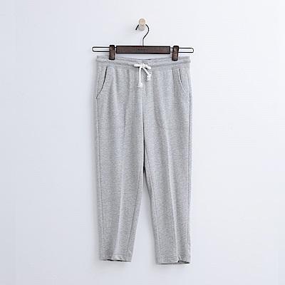 Hang Ten - 女裝 - 基本純色運動長褲-灰色