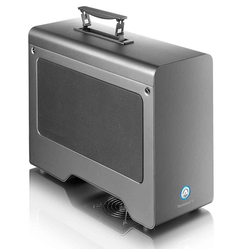 AKiTiO Node Pro Thunderbolt3 轉 PCle 外接擴充裝置