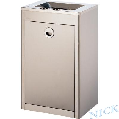 【NICK】大型不鏽鋼清潔箱_一煙灰缸