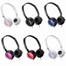 Pioneer 時尚繽紛耳罩式耳機 SE-MJ511