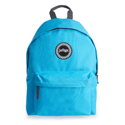 HYPE- 經典素色後背包 Surf Blue -水藍色