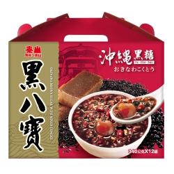 泰山 沖繩黑糖八寶粥(340gx12入)