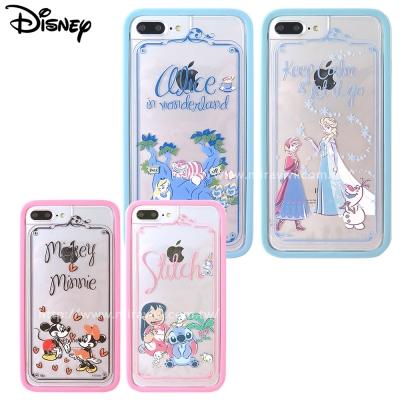 Disney迪士尼│SOLiDE iPhone7 Plus防摔殼_復古系列