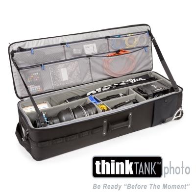 ThinkTank創意坦克-50吋滾輪式大型燈具行李箱-PM579