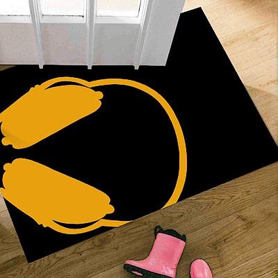 范登伯格 - 大藝術家 進口地毯 - 耳機 (60 x 100cm)