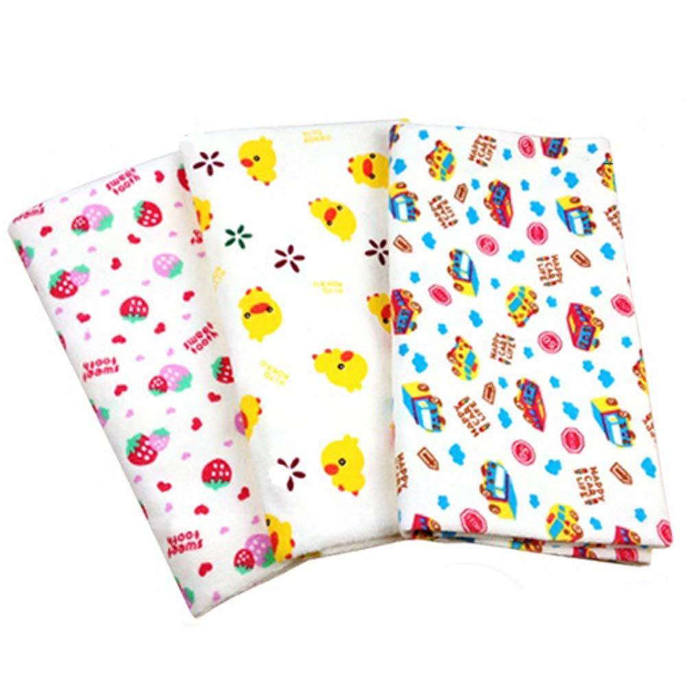 DF 親子館 - 防水透氣嬰兒防濕隔尿墊/保潔墊-共3色