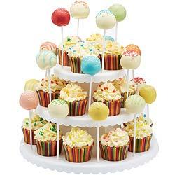 Sweetly 可調高3層蛋糕架