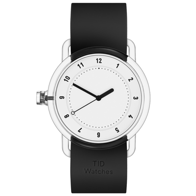 TID Watches No.3 TID-N3-TR90-WH/38mm