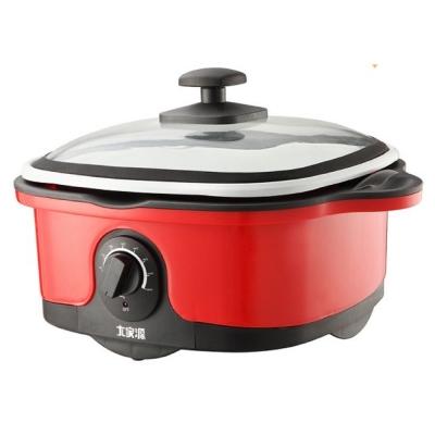 福利品-大家源全能陶瓷萬用鍋-TCY-3703