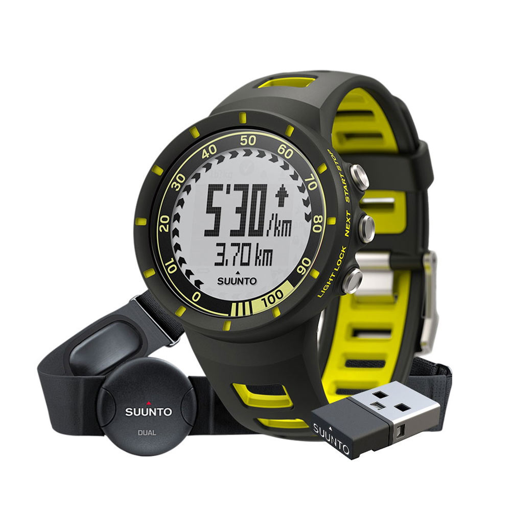 Suunto Quest Running Packs 跑步訓練組 綠