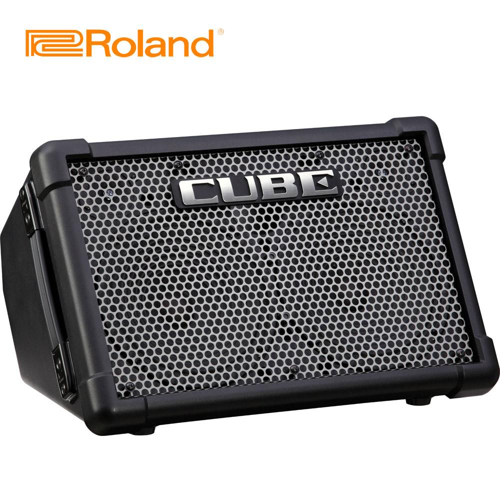 ROLAND Cube Street EX 電池供電立體聲擴大音箱