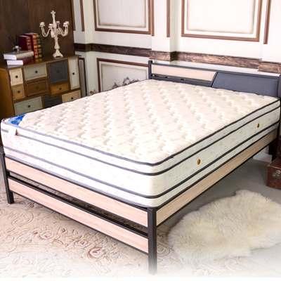 時尚屋 喬爾登頂級舒適四線3尺單人獨立筒床墊