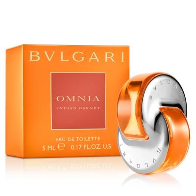 Bvlgari寶格麗 晶燦女性淡香水小香(5ml)