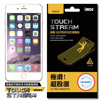 iMOS  iphone 6 plus / 6s plus / 6電競霧面 螢幕...