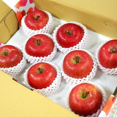 【鮮果日誌】日本空運青森蜜蘋果(8入精美禮盒裝)