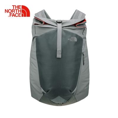 The North Face北面灰色舒適防護減壓雙肩背包