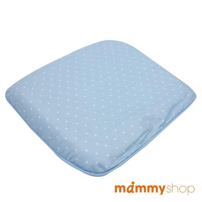 媽咪小站-嬰兒乳膠護頭枕 (藍)