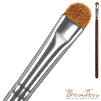 BonTon 頂級原木系列 顯色短眼影刷 RTQ12 100%貂毛