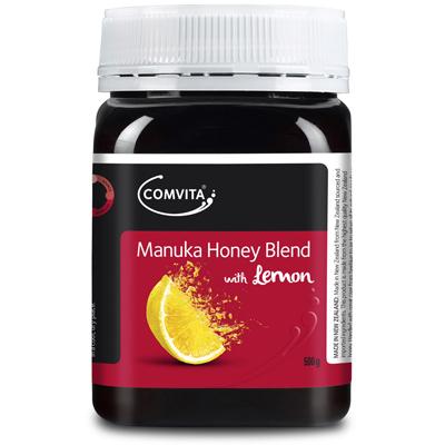 康維他Comvita 檸檬麥蘆卡蜂蜜500g