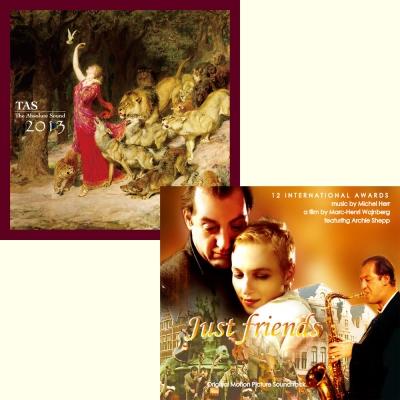 樂士情深 電影原聲帶 + 絕對的聲音TAS 2013   2CD感恩回饋超值組