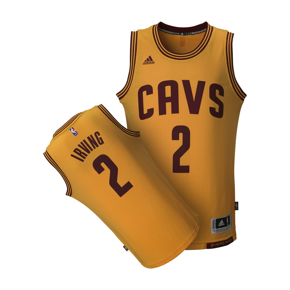 adidas NBA球衣KYRIE IRVING男A45826