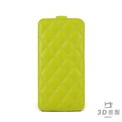 STORY皮套王 SAMSUNG S7 edge 硬殼式下蓋菱格 客製化皮套