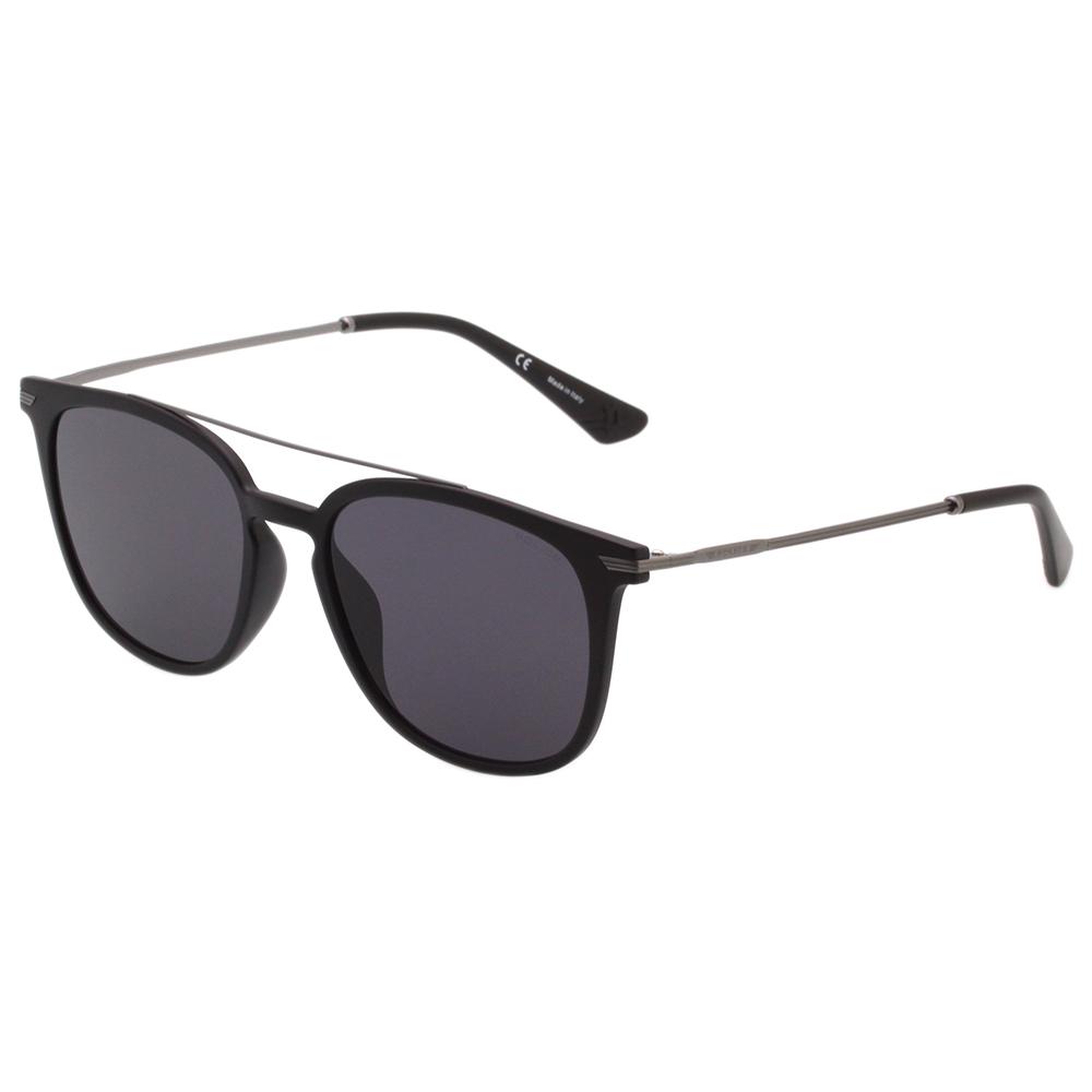 POLICE - 帥氣造型 太陽眼鏡 (黑色)