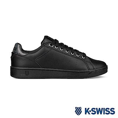 K-Swiss Clean Court CMF休閒運動鞋-女-黑