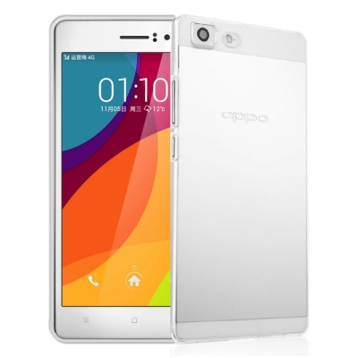 Yourvision OPPO R5 R8107 5吋 晶亮清透高質感保護套
