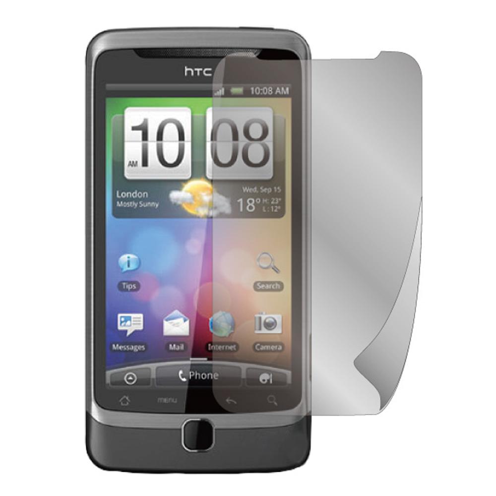 ZIYA HTC Desire Z 抗刮螢幕保護貼 (兩入裝)