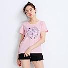 101原創 Original短袖T恤上衣-粉紅