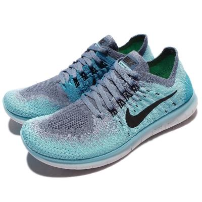 Nike Free RN Flyknit GS 女鞋