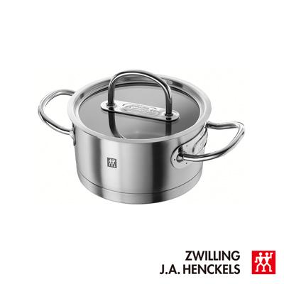 德國雙人-ZWILLING-Prime-湯鍋-16公分-1-6L